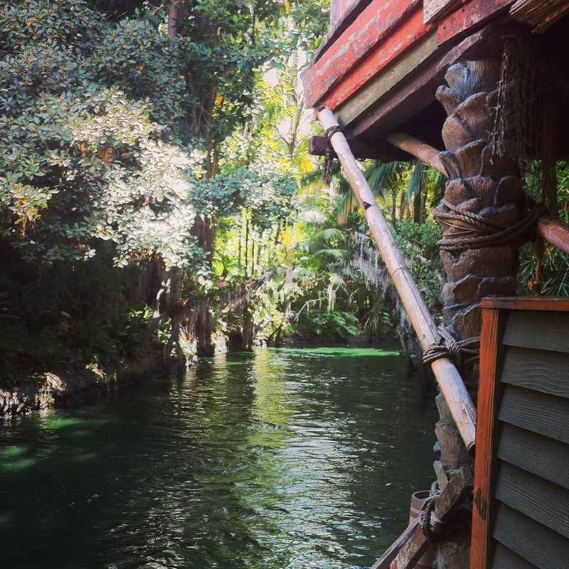 disneyland jungle cruise