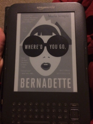 Where'd You Go, Bernadette kindle cover