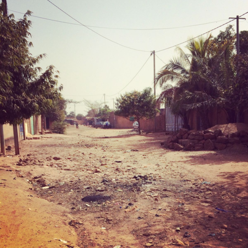 burkina faso street