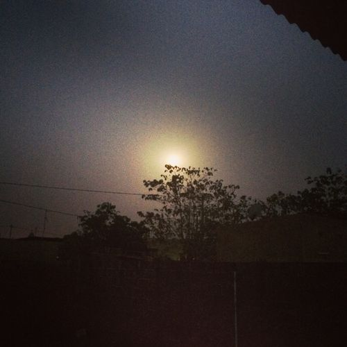 burkina faso full moon