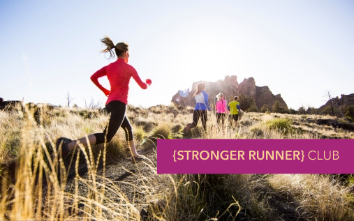 Stronger-runner