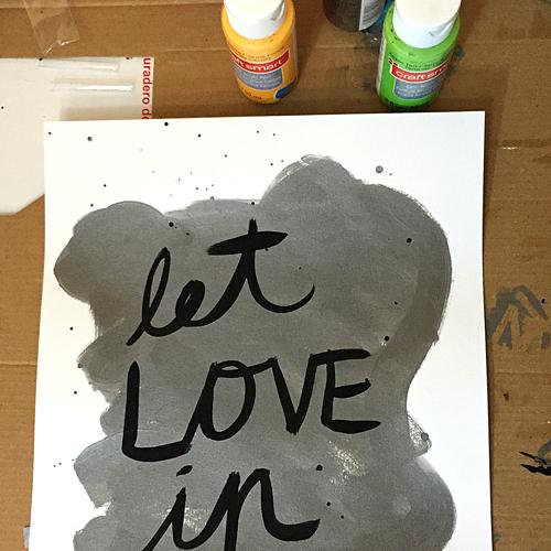 let love in1